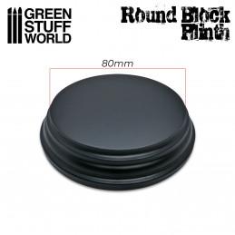 Pedestal Base Cuadrada 8x8 cm