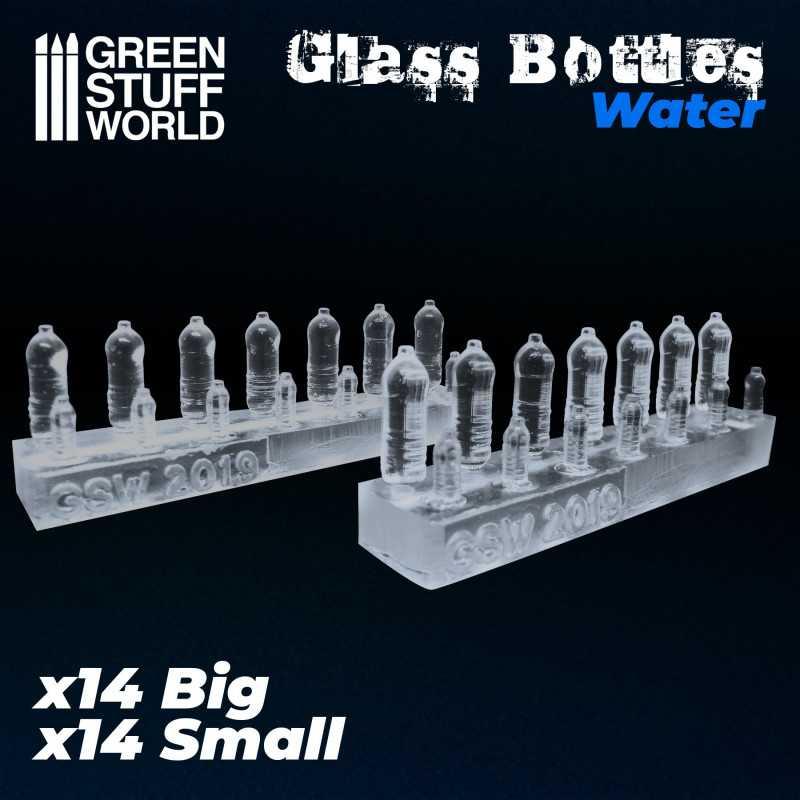 Water Bottles resin set