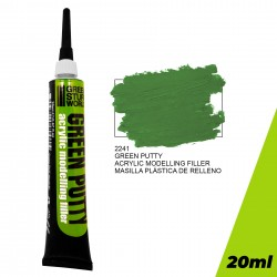 Mastic acrylique Green Putty