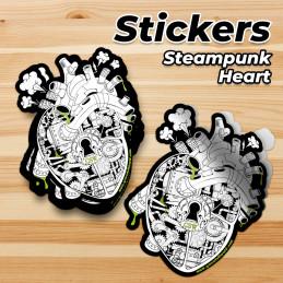 GSW Octopus Sticker
