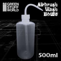 Airbrush Wash Bottle 500ml