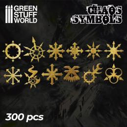 Runes et Symboles Chaos