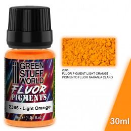 Pigment FLUOR ORANGE CLAIR