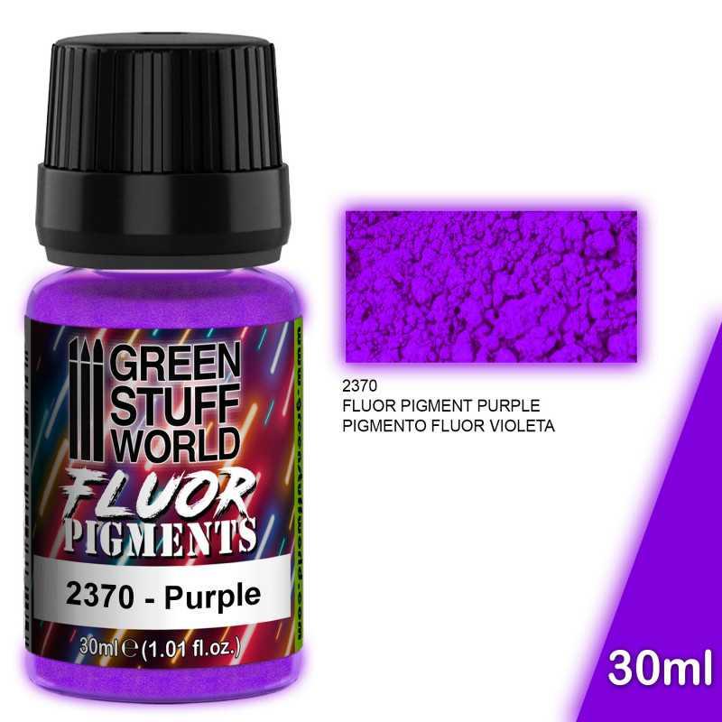 Pigment FLUOR VIOLETTE