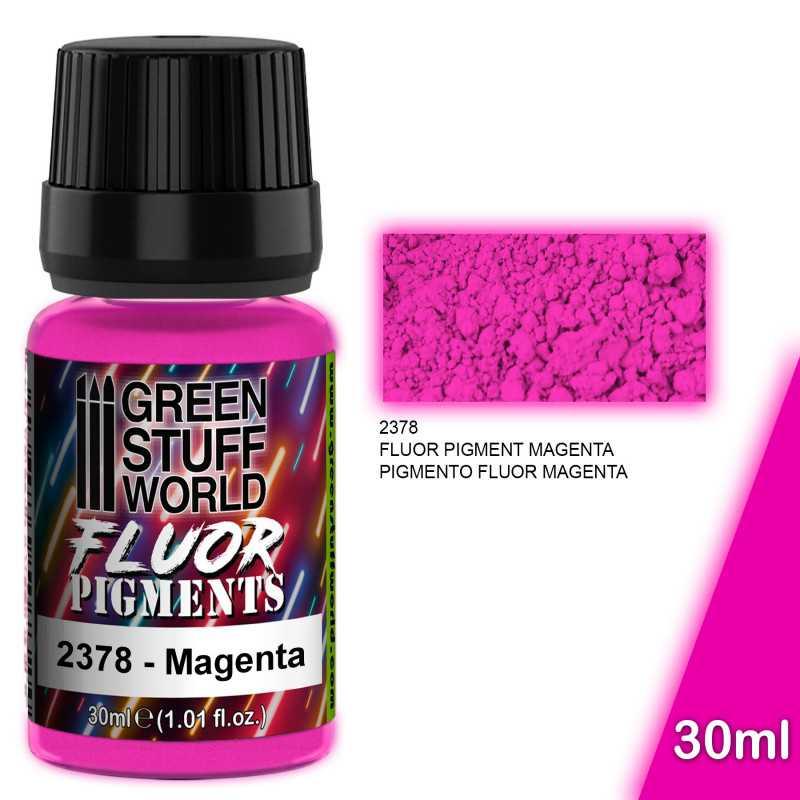 Pigment FLUOR MAGENTA
