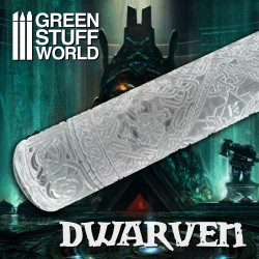 Rouleaux texturés - DWARVEN