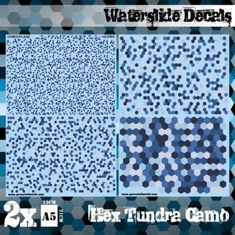 Calcas al agua - Camuflaje Tundra Hex
