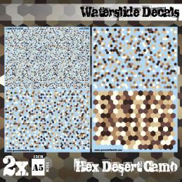 Calcas al agua - Camuflaje Desierto Clasico