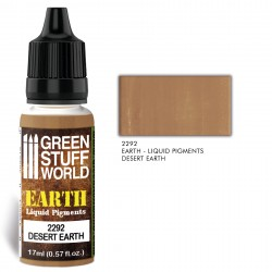 Pigments Liquides DESERT EARTH