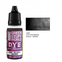 Dye for Resins BLACK