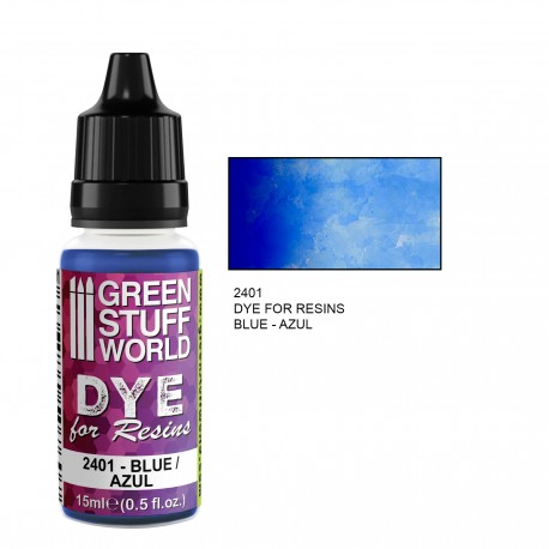 Colorante para Resinas AZUL