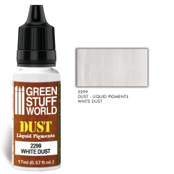 Pigments Liquides WHITE DUST