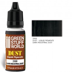 Pigments Liquides DARK INDUSTRIAL DUST