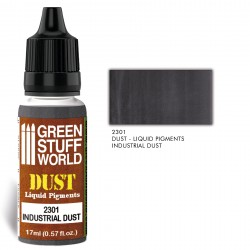 Pigments Liquides INDUSTRIAL DUST