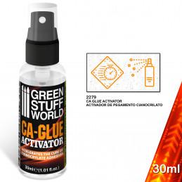 CA-Glue Activator - Acelerador de Cianoacrilato