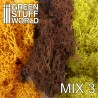 Islandmoss - Yellow and Brown Mix