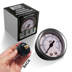 Airbrush-Kompressor-Manometer