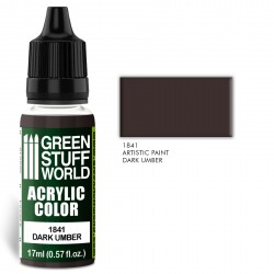 Acrylic Color DARK UMBER