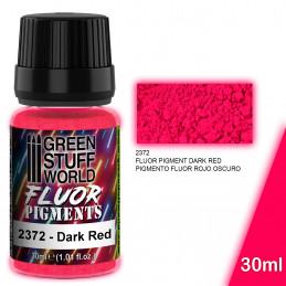 Pigment FLUOR ROUGE FONCE