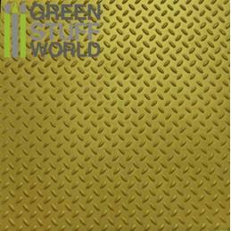 Plancha Plasticard Texturizado DIAMANTE - tamaño A4