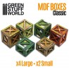 Classic Wood Crates