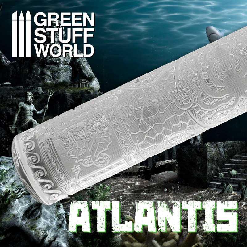 Rouleaux texturés - Atlantide