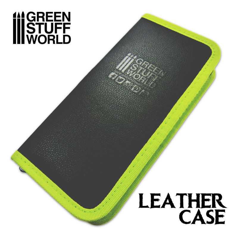 Premium leather case