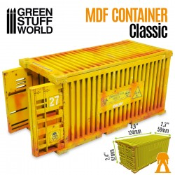 Classic Shipping Container