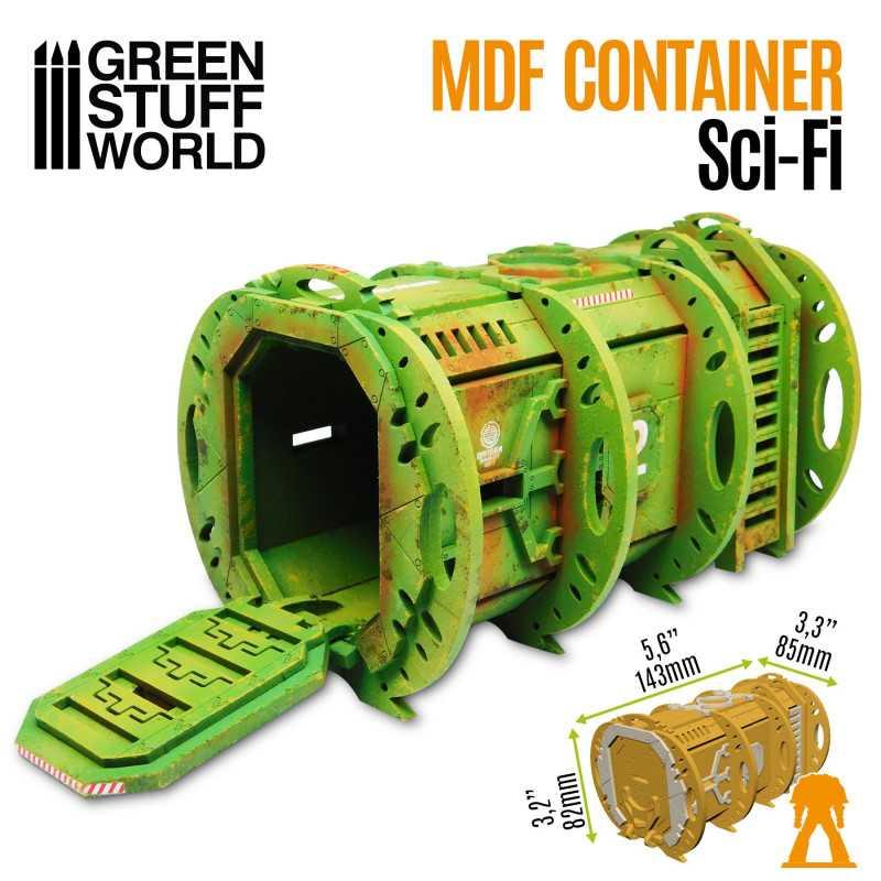 SciFi Container Pod