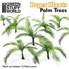 Plantas de Papel - Palmeras