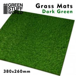 Tapetes de Hierba - Verde Oscuro