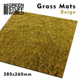 Grassmatten - Beige