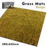 Grass Mats - Dark Green