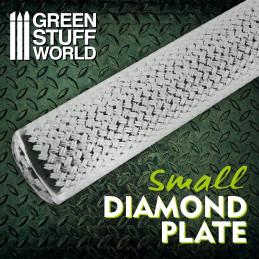 Rodillo Texturizado Chapa Diamantada - Pequeño