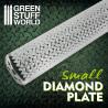 Rouleaux texturés - Feuille Diamant