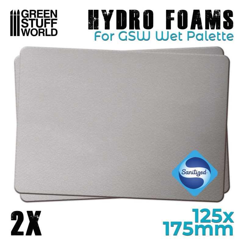 Hydro Foams x2