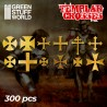 Templar Cross Symbols