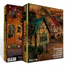 Broken City - Terrain Set