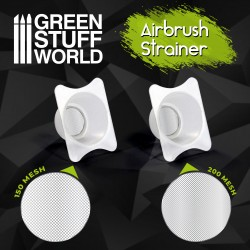 Airbrush Cup Strainers