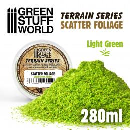 Blattlaub - Hellgrün - 280ml