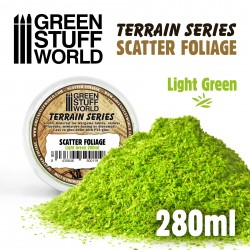 Scatter Foliage - Light Green - 280 ml