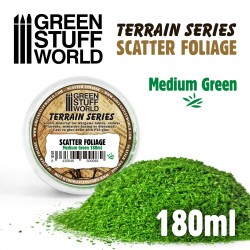 Scatter Foliage - Medium Green - 180 ml