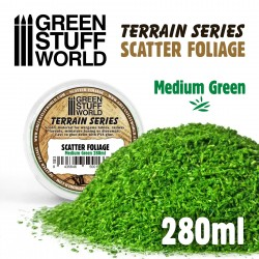 Scatter Foliage - Medium Green - 280 ml
