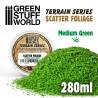 Blattlaub - Mittelgrün - 280ml