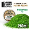Scatter Foliage - Medium Green - 280 ml