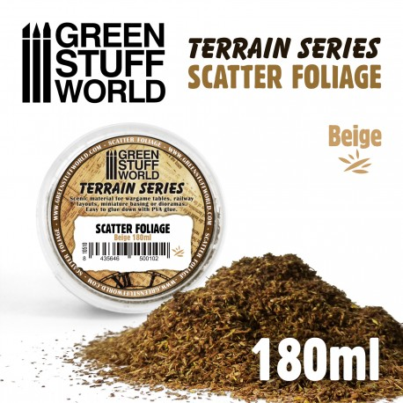 Hojarasca - BEIGE - 180 ml