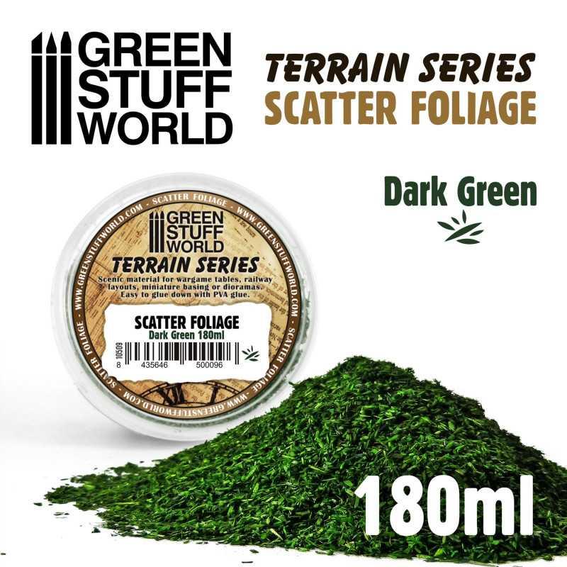 Scatter Foliage - Dark Green - 180 ml