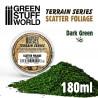 Blattlaub - Dunkelgrün - 180ml