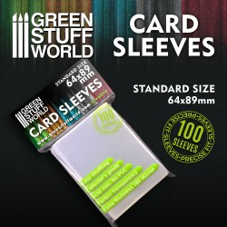 Card Sleeves - Standard 64x89mm