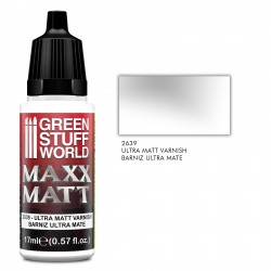 Maxx Matt Varnish